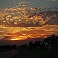 Sept Sunset by Yumi Johnson