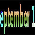 September 10 by Day Williams