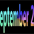 September 20 by Day Williams