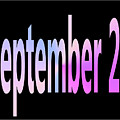 September 22 by Day Williams