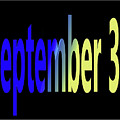 September 30 by Day Williams