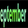 September 6 by Day Williams