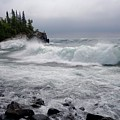September Storm #2 by Sandra Updyke