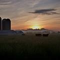 September Sunrise by Bob Geary