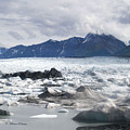 September's Knik Glacier by Dianne Roberson