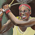 Serena by James  Mingo