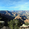 Serene Canyon by Mary Haber