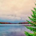 Serene Lake Harmony by Srinivasan Venkatarajan
