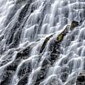 Serene Waterfall by Dan Leffel