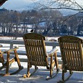 Serenity At J C Campbell Folk School by DeLa Hayes Coward