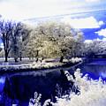 Serenity Bridge by Nick Vogt