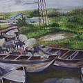 Serenity Of Waterside by OLADIMEJI Oluwagbemiga Isaac