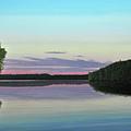 Serenity Skies by Kenneth M  Kirsch