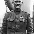 Sergeant York - World War I Portrait by War Is Hell Store