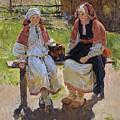 Sergey Vinogradov by Eloisa Mannion