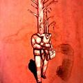 Series Trees Drought 3 by Paulo Zerbato