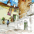 Serpa  Portugal 03 Bis by Miki De Goodaboom