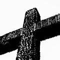 Serra Cross by Joseph S Giacalone