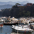Serrento Harbour by Terence Davis