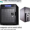 Server Rental Dubai,dedicated Servers For Rent In Dubai by Vrs Computersdubai