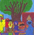 Children's Characters by Jill Christensen
