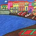 Sestri Levante Italy by Jonathon Hansen