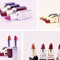Set Of Lipsticks For Woman Beauty by Daniel Ghioldi