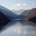 Seton Lake Reflection by Pierre Leclerc Photography