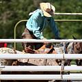 Settin His Saddle... by Carol Miller