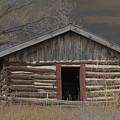 Settler Cabin by Ralph Steinhauer