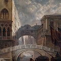 Seufzerbrucke Venice by MotionAge Designs