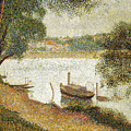 Seurat: Gray Weather by Granger