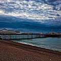 Seven Am On Brighton Seafront by Chris Lord