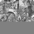Seven Deadly Sins, 1558 by Granger