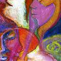 Seven Faces by Claudia Fuenzalida Johns