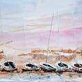 Seven Little Boats by Shirley Sykes Bracken