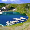 Seven Rila's Lakes by Kristian Leov
