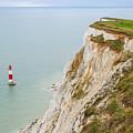 Seven Sisters Cliffs 17 by Marcin Rogozinski