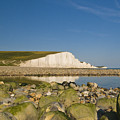 Seven Sisters Sussex by Chris Pickett