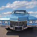 Seventies Superstar - '71 Cadillac by Gill Billington