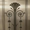 Severance Hall Art Deco Door Detail by Kathleen Nelson