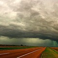 Severe Storm Pano by Beth Carpenter