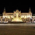 Sevilla Seville Andalucia Spain by Paul James Bannerman