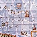 Seville Tile Map by Gene Norris