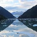 Sawyer Glacier  by Maria Keady
