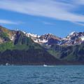 Seward Mountains by Jennifer White