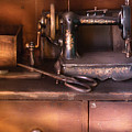 Sewing - New National Sewing Machine  by Mike Savad