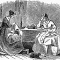 Sewing, 19th Century by Granger