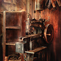 Sewing - Sewing Machine For Saddle Making by Mike Savad