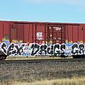 Sex Drugs Graffiti by Tony Baca
